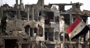 """""""إعادة اللاجئين قسرا"""".. دعاية روسية تهدف إلى تعويم الأسد"""