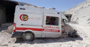 آلام مضاعفة..نظام الأسد وروسيا يتعمدان استهداف الكوادر الطبية