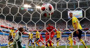 انجلترا تضرب موعدا مع كرواتيا - رويترز