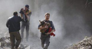 مقتل 10 فلسطينيين منذ بدء هجوم النظام على مخيم اليرموك