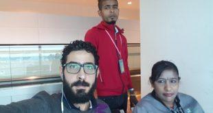 سوري عالق في مطار كوالالمبور منذ نحو ثلاثة أشهر