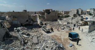 معركة إدلب .. النظام يصعد ويروج لعملية شاملة