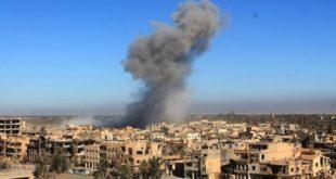طائرات النظام توقع قتلى وجرحى شرق دير الزور