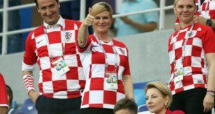 على مواقع التواصل.. فرحة بإقصاء روسيا وإعجاب بالرّئيسة الكرواتية