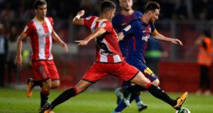 """برشلونة يتعثر في الكامب نو.. هجوم عنيف على """"الفار"""" والحكم"""