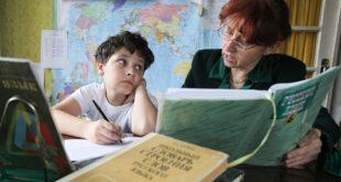 روسيا والنظام يخططان لإدخال الأطفال السوريين في المدارس العسكرية