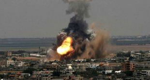 قصف على ريف دير الزور - أرشيف