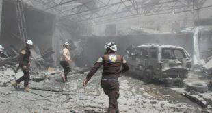 مقتل مدنيين بقصف لقوات النظام على ريف درعا