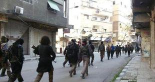 أنباء عن اتفاق لوقف إطلاق النار في جنوب دمشق