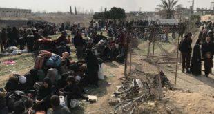 """بدء التحضيرات لتهجير مدنيي ومقاتلي """"القطاع الأوسط"""" في غوطة دمشق"""