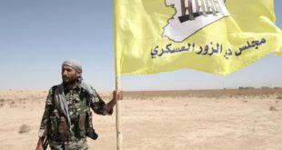 """الخناق يضيق على """"داعش"""" في دير الزور"""