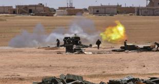 """استمرار المعارك بين """"تحرير الشام"""" والنظام شرق حماة"""