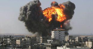 مقتل ٤٣ مدنياً بقصف للنظام وروسيا على غوطة دمشق