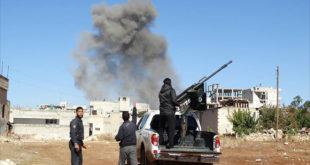 المعارضة تصد محاولة تقدم للنظام في ريف حماة الشمالي