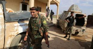 """مقتل 7 عناصر من """"قسد"""" بهجوم لمجهولين في منبج شرق حلب"""