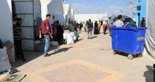 """""""سورية الصغيرة"""" تعج بالمهجرين وتعاني صعوبات في تأمينهم"""