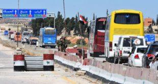 تجارة نقل البشر بين دمشق والباب.. منبع أموال للنظام وميليشياته