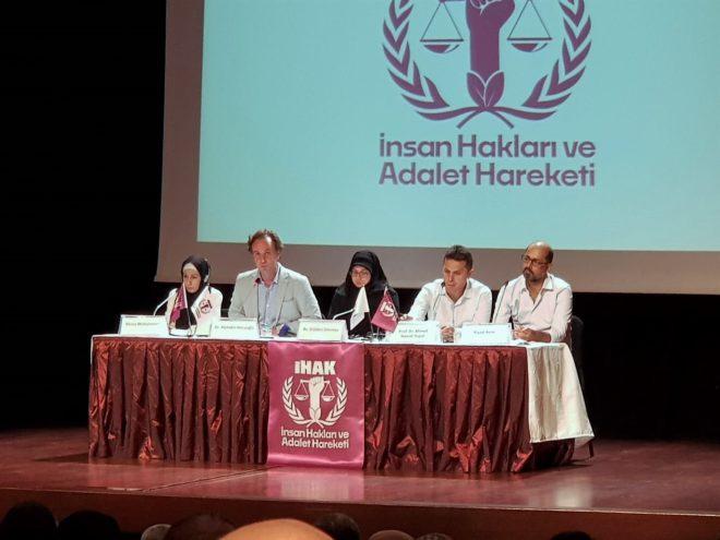 ناقش الحضور الانتهاكات بحق الإنسان في سجون نظام الأسد - صدى الشام
