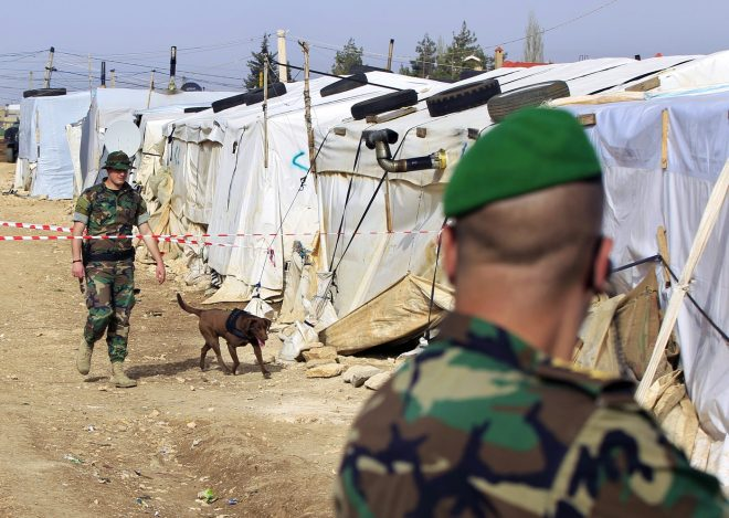 يعانون من التمييز في لبنان - ap