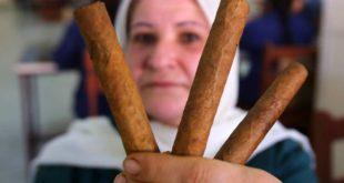 """النظام السوري يُقلع عن إنتاج """"السيجار"""""""