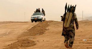 """""""داعش"""" يهاجم النظام في ريف حمص"""