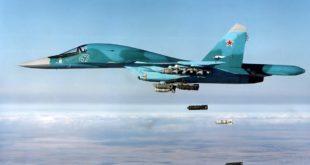 روسيا تقصف إدلب بعنف انتقاما لإسقاط طائرتها