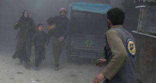 مقتل 13 مدنياً بقصف للنظام في غوطة دمشق الشرقية