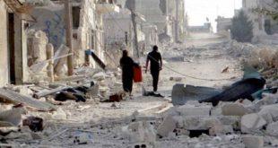 ٦٤ قتيلاً بقصف على الغوطة الشرقية ومدينة دمشق