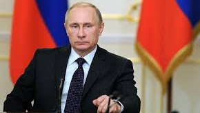 """بوتين في """"قاعدته"""" السورية… الأمر لي"""