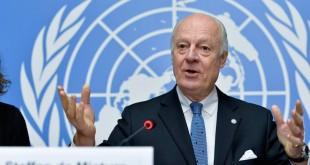 جنيف السوري: دي ميستورا يأمل في عقد جلسة واحدة بين الوفدين