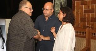 حضور فني كبير في عزاء محمد خان ومحمد كامل(صور)