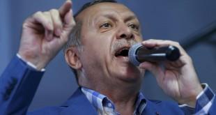 """أردوغان: سنواصل """"تحرير الأراضي السورية"""" حتى يعود اللاجئون بأمان."""