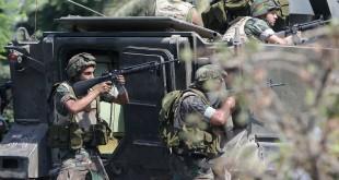 الجيش اللبناني يقصف جرود عرسال