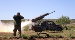 المعارضة تستهدف رتلا للنظام في مدينة درعا