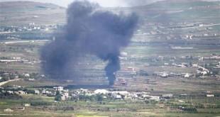 جيش الاحتلال الإسرائيلي ينفي مزاعم نظام الأسد باسقاط طائرتين اسرائيليتين