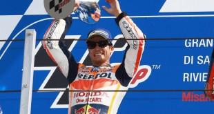 بدروزا يفوز بجائزة سان مارينو الكبرى