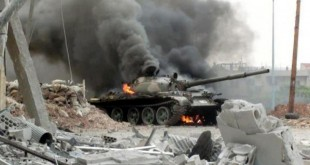 قوات النظام تتكبد خسائر فادحة في محاولة اقتحام بالغوطة الغربية