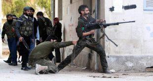 المعارضة تصد هجوماً للنظام غرب دمشق وتقتل وتجرح 15 عنصراً