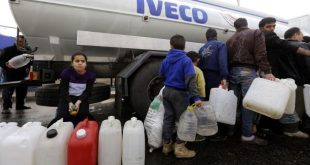 مياه دمشق… آبار ملوثة مصدر رئيسي للشرب
