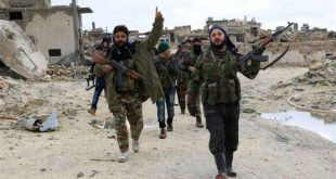الجيش الحر يقتل 22 عنصراً للنظام بتادف