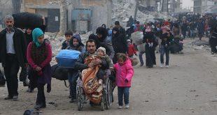 إجلاء 7 آلاف من غربي الموصل خلال أسبوع من العمليات