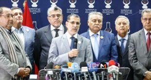 هذه هي الأحزاب التي ستشكل الحكومة المغربية