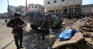 العراق: قيادة العمليات تحمل تنظيم الدولة مسؤولية قتل المدنيين واحتجازهم في الساحل الأيمن للموصل