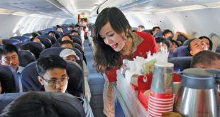 10 أخطار صحيّة تنتظرك في الطائرة