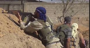 """""""تحرير الشام"""" تقتل 9 عناصر للنظام بحلب"""