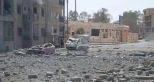 """مقتل مدني وإصابة 3 بقصف لـ""""قسد"""" في ريف حلب"""