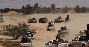 """""""داعش"""" يتراجع بريف حمص..ويعرقل تقدّم """"قسد"""" في الرقة"""