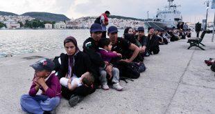 اليونان: أول عملية ترحيل إجباري تطال لاجئين سوريين
