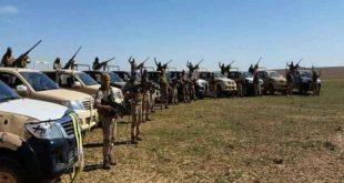 """""""مغاوير الثورة"""" يلقي القبض على عناصر من """"داعش"""" قرب قاعدة التنف"""