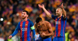 عشرة لاعبين على لائحة البيع في برشلونة